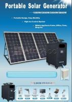 Portable solar power generator in nigeria