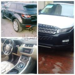Get your range rover evoque ( located @ bariga  ) call or whatsapp 081