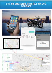 Vehicle and Bike Tracking Device at Flextech Global