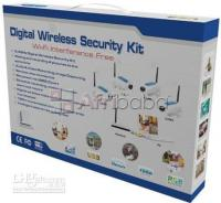 DIGITAL WIRELESS SECURITY CAMERA KIT
