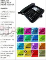 Ip lan and wireless pbx intercom system