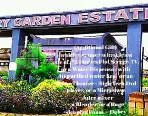 Buy Your Plot of Land at Ivory Garden Estate Phase 1, Magboro
