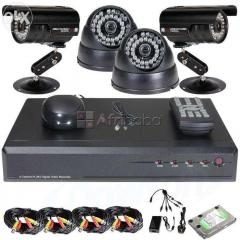 Cctv camera surveilance system