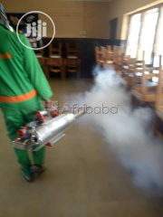Fumigation and Decontamination services