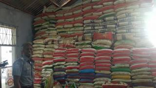 Auction sales of rice,cars and groundnut oil