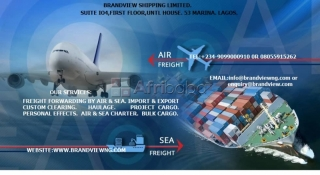 Air charter to nigeria