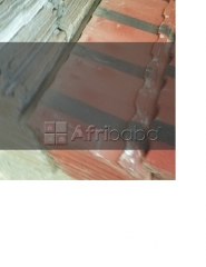 Milano new zealand Gerard Stone coated roof tile burgandy red
