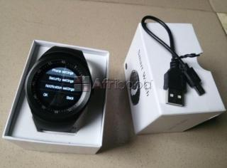 Gsm bluetooth mp3 player smart wrist watch