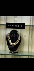 Order For Your Gold Chain Necklace From Alhaji Nass -Delivery Included