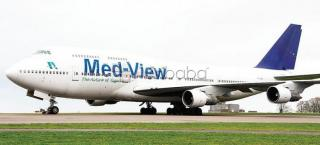 Medview airline london  for ticket