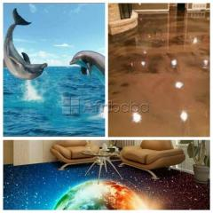 Buy your  original 3d epoxy floor from dave tiles limited (we supply)