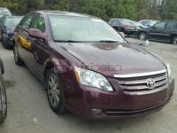 Full loaded toyota avalon