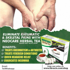 Treatment for waist pain and rheumatism