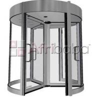 Revolving door system in nigeria