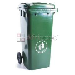 High Quality 120 Liter Waste Bin with Wheels and Cover