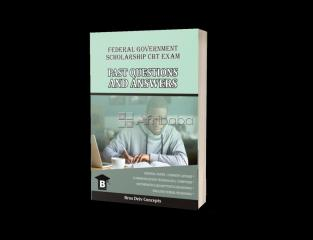 Federal Government Scholarship Past Questions and Answers