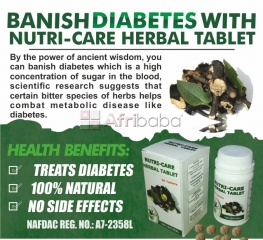 Introducing a natural way of getting rid of Diabetes?