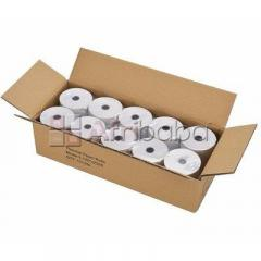 80mm point of sale system thermal printer paper(pack of 10 rolls) by hiphen