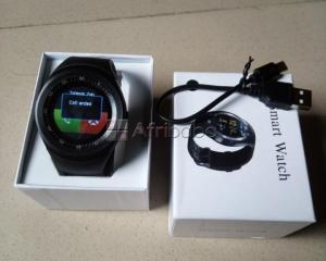 Make calls with the new y1 gsm wrist watch
