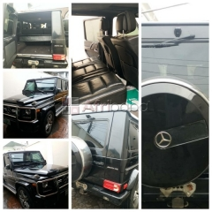 Mercedes benz g wagon 2013 ( g63 )