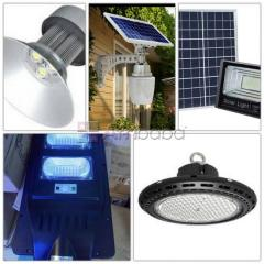 We sell solar & electrical material, lightings & fittings etc