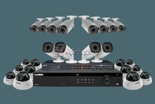 CCTV/IP Camera Installation