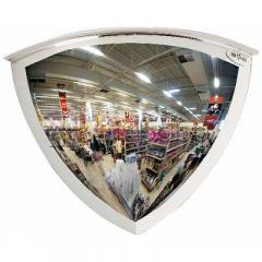 """26"""" diameter 180 degree acrylic half dome mirror by hiphen solutions"""