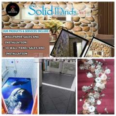 Get your Professional Interior Decors @ Solid Mind Int'l Interiors