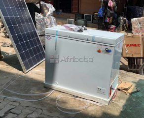Get Your Solar Freezer 200 litres (Nationwide Delivery)