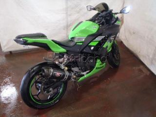 Very clean Kawasaki power bike for sale at an affordable price