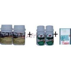 Emphatic laxative + phyto + togacin for sexually transmitted diseases