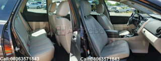 Clean custom auction full loaded mazda cx7 for sale