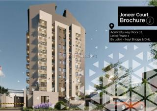 4 bedroom maisonette & 3 bedroom apartment at joneer court