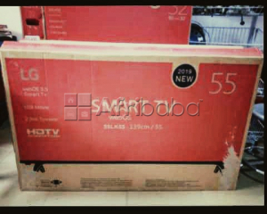 Lg 55 inches television available for sale