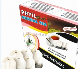 Kill stress accumulated overtime with phil fresh herbal tea