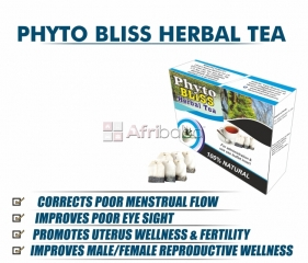 Treat lack of ovulation with phyto bliss herbal tea