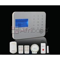 Wireless home security safe house alarm system in nigeria by hiphen