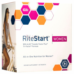 4life Ritestart Woman for Balancing Hormones and for Immune Health
