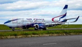 Air peace  booking  service.