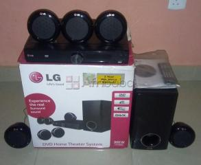 Pristine new lg home theater ht358sd for sale.