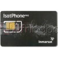 Isatphone Simcard And Recharge.