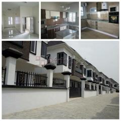5 bedroom fully detached duplex with a bq in osapa london