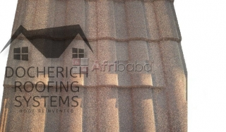 The best stone coated roof tiles available at docherich roofing systme