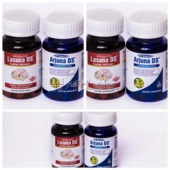 Get arjunna ds and lasuna ds cardiac wellness ( delivery included )