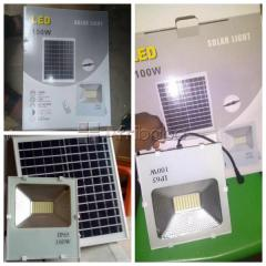 Order your 50w solar flood light from nc energy ( we also deliver )