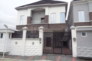 For sale 5 bedroom fully detached duplex with bq and solar power inver