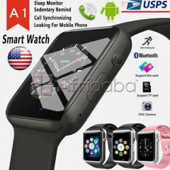 Smartwatch for android phones support sim tf card
