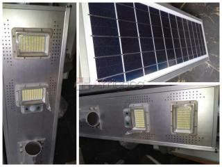 100w all in one solar powered street light ( call for orders )
