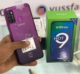 London Use Infinix Hot 9