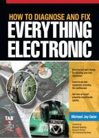 How to Diagnose and Fix Everything Electronic Ebook Guide